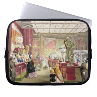 France No. 3, from 'Dickinson's Comprehensive Pict Laptop Sleeve