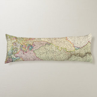 France Northeast Body Pillow
