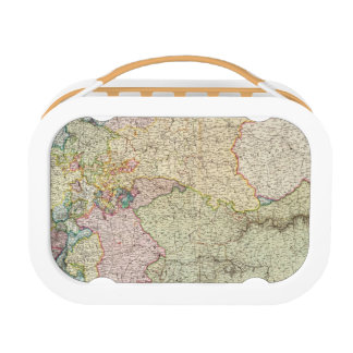 France Northeast Lunch Box