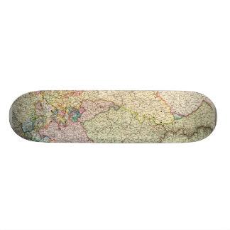 France Northeast Skateboard Deck