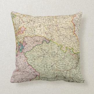 France Northeast Throw Pillow
