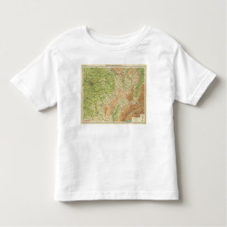 France northeastern section, environs of Paris Toddler T-shirt