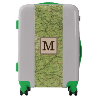 France northwestern section | Monogram Luggage
