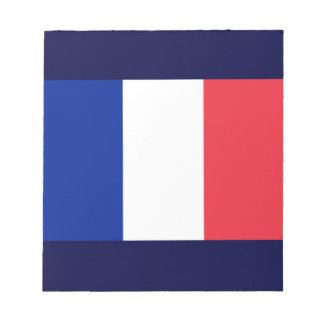 France Note Pad