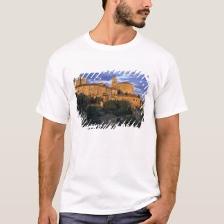 France, PACA, Vaucluse, The village in sunset T-Shirt