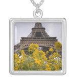 France, Paris 2 Personalized Necklace