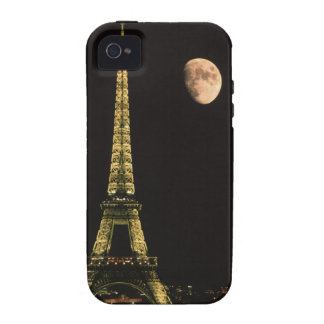 France, Paris. Eiffel Tower at night with Vibe iPhone 4 Covers