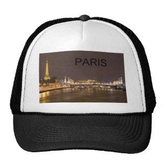 France Paris Eiffel Tower (by St.K) Trucker Hat