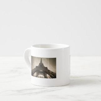 France, Paris, Eiffel Tower Espresso Cup