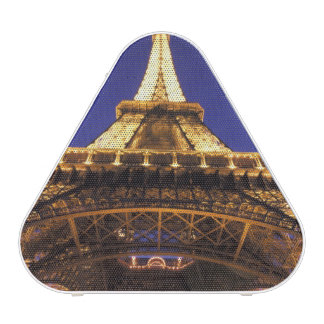 FRANCE, Paris Eiffel Tower, evening view Speaker