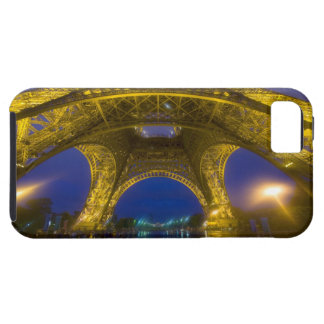 France, Paris. Eiffel Tower illuminated at iPhone SE/5/5s Case