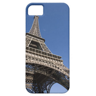 France Paris Eiffel Tower low angle view iPhone 5 Cases