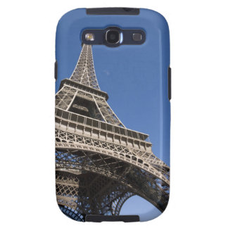 France Paris Eiffel Tower low angle view Galaxy S3 Cover