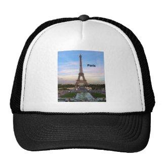 France Paris Eiffel  tower (new) (St.K) Mesh Hat