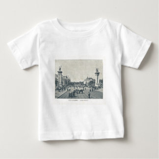 France, Paris Expo 1900 Baby T-Shirt