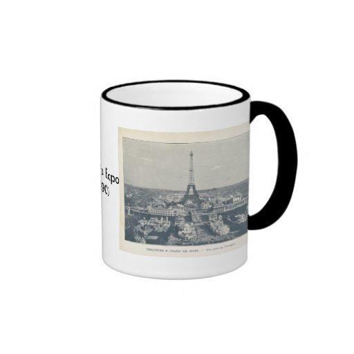 France, Paris, Expo 1900 Coffee Mug