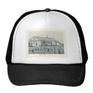France, Paris Expo 1900, World Showcase Mesh Hats