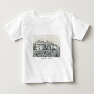 France, Paris Expo 1900, World Showcase Infant T-shirt