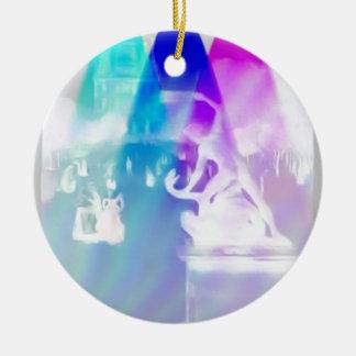France, Paris, Jardin de Tuilleries, Christmas Ornament