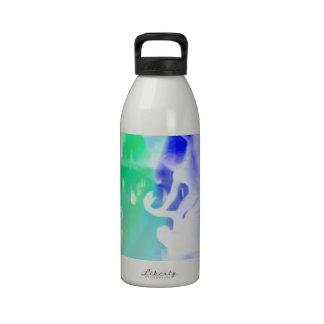 France, Paris, Jardin de Tuilleries, Reusable Water Bottle
