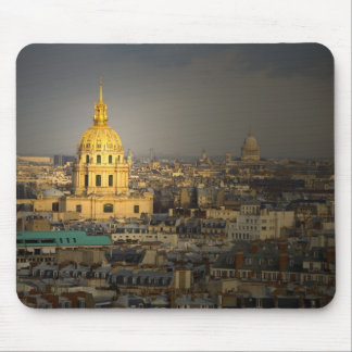 France, Paris. Les Invalides seen from the Mousepad