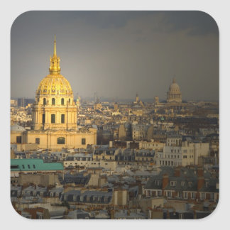 France, Paris. Les Invalides seen from the Square Sticker