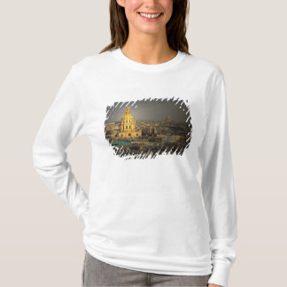 France, Paris. Les Invalides seen from the T-Shirt