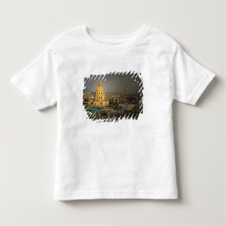 France, Paris. Les Invalides seen from the Toddler T-shirt
