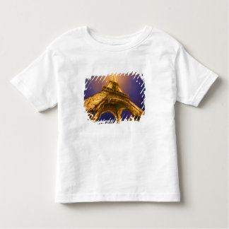 France, Paris. Looking up from base of Eiffel Toddler T-shirt