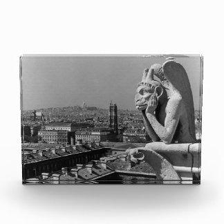 France Paris Notre Dame Cathedral thinker 1970 Awards