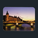 "France, Paris, River Seine and Conciergerie at Magnet<br><div class=""desc"">COPYRIGHT Sergio Pitamitz / DanitaDelimont.com 