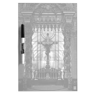 France Paris royal chapel altar St James Palace 70 Dry-Erase Board