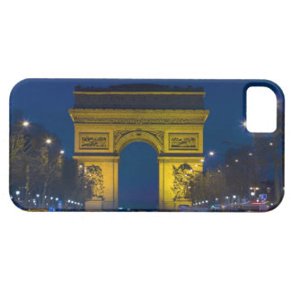 France, Paris. The Arc de Triomphe and the iPhone SE/5/5s Case