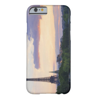 France,Paris,tour boat on River Seine,Eiffel Barely There iPhone 6 Case
