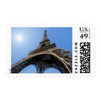 FRANCE, PARIS, TOUR EIFFEL POSTAGE STAMP