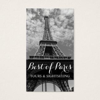 France Paris Tourist Coordinator Travel Agent Business Card