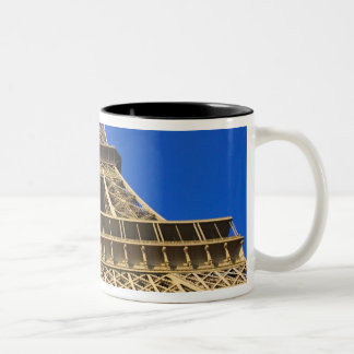 France, Paris Two-Tone Coffee Mug