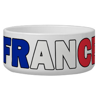 France Dog Water Bowls