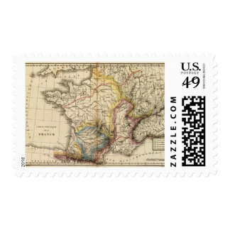 France physique postage