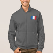 France Plain Flag Jacket