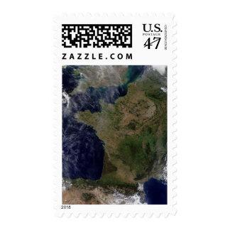 France Postage Stamp