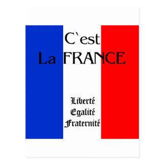 France Postcards