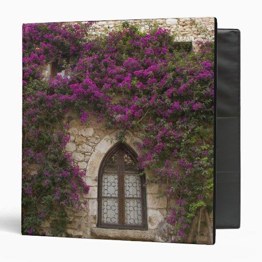 France, Provence, Eze. Bright pink Binder