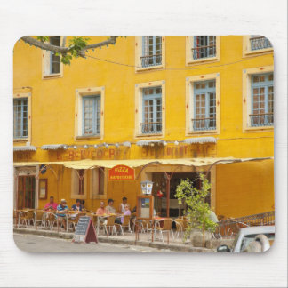 France, Provence, Moustiers-Ste-Marie. Credit Mouse Pad
