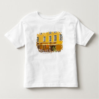 France, Provence, Moustiers-Ste-Marie. Credit Toddler T-shirt