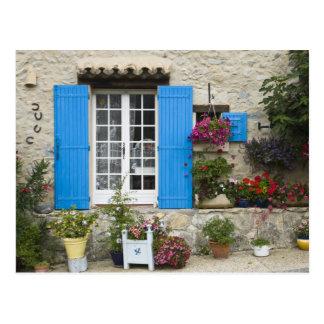 France, Provence, Saint-LÈger-du-Ventoux. Postcard