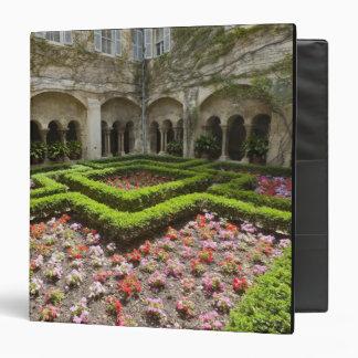 France, Provence, St. Remy-de-Provence. Garden Binder