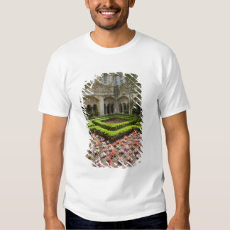 France, Provence, St. Remy-de-Provence. Garden Tee Shirt
