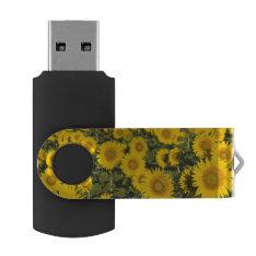 France, Provence, Valensole. Field of USB Flash Drive at Zazzle