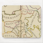 France, Providences and Boundaries Mouse Pad